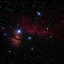 IC 434 - the Horsehead Nebula,                                Dan Kordella