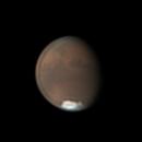 Mars on July 24, 2020,                                Chappel Astro