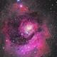 M-8 Lagoon Nebula,                                Ray Morris