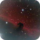 Horsehead nebula,                                André Wiget