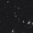 Virgo Cluster - 4 pane,                                Paddy Gilliland