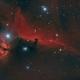 The Horsehead and Flame Nebulae,                                Josh Woodward