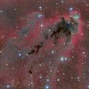 LDN 1622 - Boogie Man Nebula,                                Dennis Sprinkle