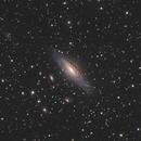 NGC7331 in LRGB,                                Jim Morse
