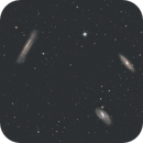 LEO TRIPLETS..,                                astronomads