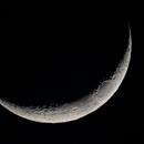 Slim Crescent Moon,                                Shannon Calvert