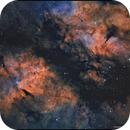 IC1318 - The Butterfly Nebula,                                Francesco Battistella