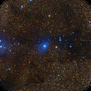 Vdb 126 Vulpecula Reflection Nebula,                                Jerry Macon