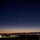 Comet C/2020 F3 NEOWISE (Boise, ID.),                                Robert Van Vugt