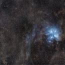 Plejades, LDN 777 and Molecular Clouds,                                Hartmuth Kintzel
