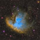 Pacman nebula,                                Matthieu BUI
