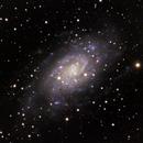 NGC2403,                                WAskywatcher