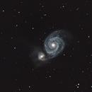 M51 - Whirlpool Galaxy,                                nealeh