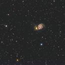 M51 wide field,                                Davide Manca