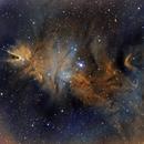 NGC 2264 Cone Nebula,                                George C. Lutch