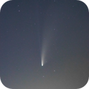 Comet C/2020 F3 (NEOWISE) - July 18, 2020,                                dswtan