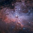 The Pillars of Creation (M 16) in HOO,                                Alex Roberts