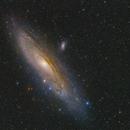 M31 : The Great Galaxy in Andromeda,                                Toshiya Arai