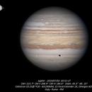 Jupiter & Europa - 2019/7/2,                                Baron