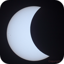 Solar Eclipse 2017,                                Jonathan