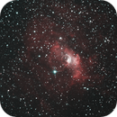 NGC7635 - Bubble Nebula,                                Arjan Kievits