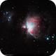 Orion and Running Man nebula,                                Enol Matilla