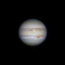 Jupiter 2020-08-06. RGB. GRS transit,                                Pedro Garcia