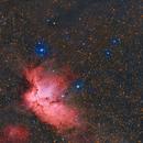 NGC7380,                                LaurentK