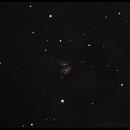 C60 Antenae Galaxies,                                Adel Kildeev