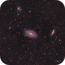 M81 and M82,                                David Frost