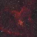 Heart nebula IC1805 // first attempt,                                Olli67
