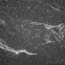 NGC 6960 - Veil Nebula - OIII,                                Riccardo A. Ballerini