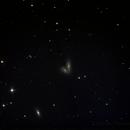 NGC 4567  Siamese Twins,                                Werner  Behnke