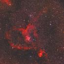 IC 1805 Heart Nebula,                                BramMeijer