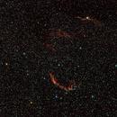 Cygnus veils wide field : adding 15 subs/ Canon 100Da + Canon 200mm f/2.8 / SW Star adventurer / 800iso,                                patrick cartou
