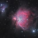 M42, M43 & NGC1977,                                yock1960