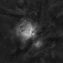 M42 Nebulosa di Orione in Halpha,                                Giovanni Frati