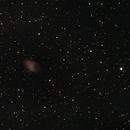 M1 - Crab Nebula (08 Dec 2019),                                Bernhard Suntinger