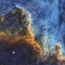 The Cygnus Wall ngc7000,                                adamphillips