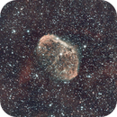 NGC6888   The Crescent Nebula with L-enhance filter,                                Ray Heinle
