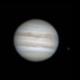 Saturn and Jupiter,                                Mr. Ashley McGlone