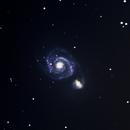 Messier 51,                                Lawrence E. Hazel
