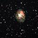 M1 Crab Nebula,                                Chris W