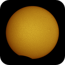 Solar Eclipse 8%,                                Alessandro Bianconi