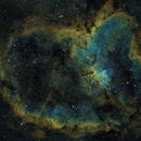 Heart Nebula,                                Craig