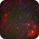 Ced 214 + NGC 7822,                                norbertbuchta