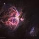 Nébuleuse d'Orion (M42),                                manudu74