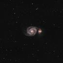 M51 Whirlpool Galaxy,                                Jarrett Trezzo