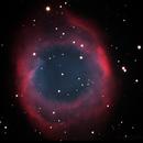 Helix Nebula NGC 7293,                                Sergio G. S.
