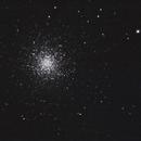 M13 Globular Cluster in Hercules,                                Txema Asensio